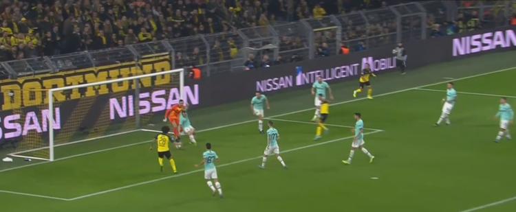 Hakimi bringt Borussia Dortmund auf die Siegerstrasse.
