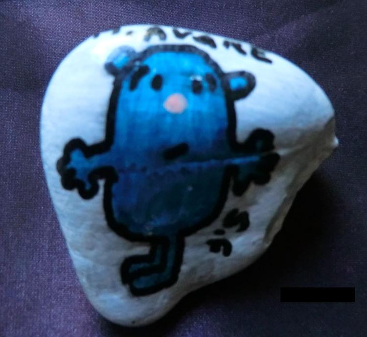 gefundener Stein