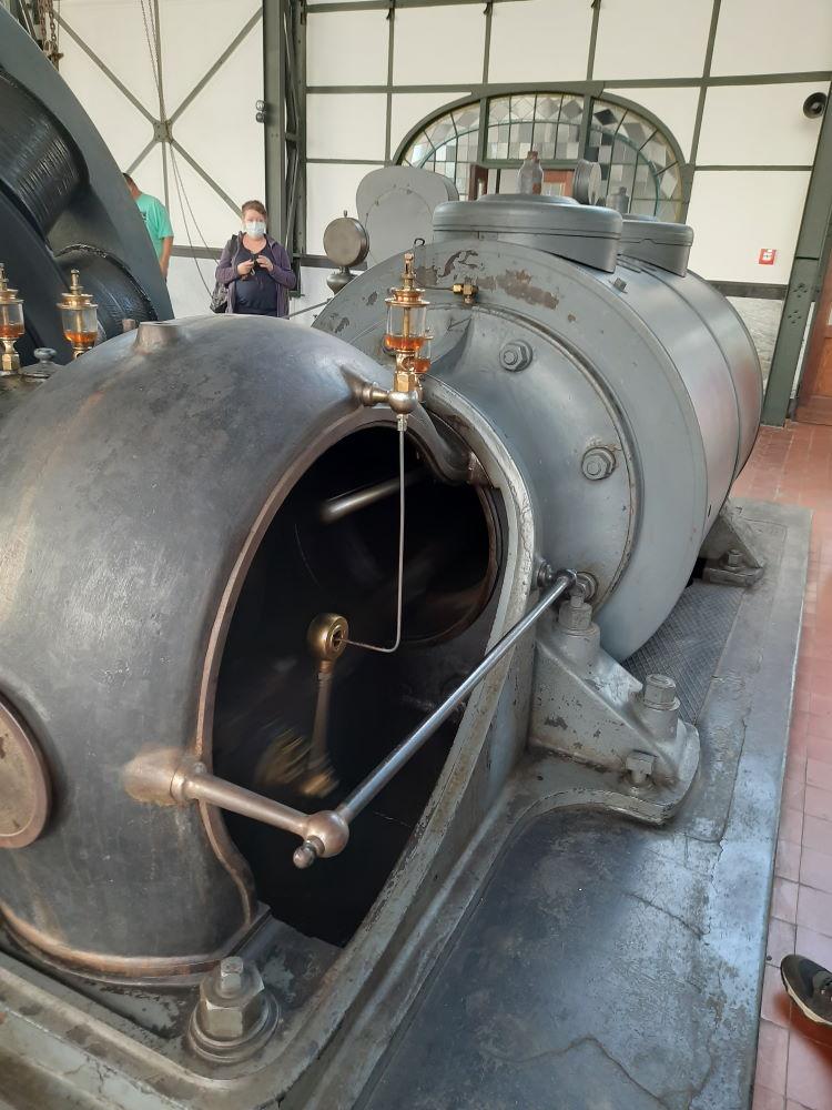 Luftkompressor zum Abbau von Steinkohle